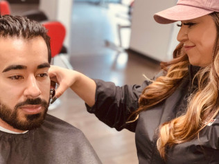 Beard Trimming and Facial Hair Services